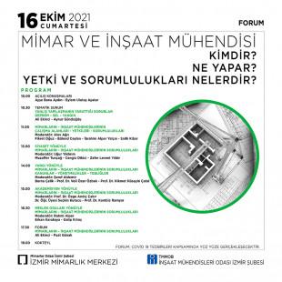 Mimar ve İnşaat Mühendisi Kimdir, Ne Yapar, Yetki ve Sorumlulukları Nelerdir? Forumu