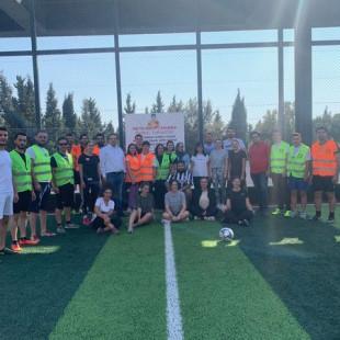 Damlacık Metin Oktay Futbol Turnuvası Mimarlar Odası İzmir Şubesi ve Temsilcilik Takımları Karşılaşmaları ile Tamamlandı