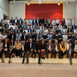 47. Dönem Merkez Yönetim Kurulu Toplantısı Mimarlar Odası İzmir Şubesi'nde Gerçekleşti