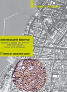 İzmir Büyükşehir Belediyesi Kemeraltı çarşısı Üst Örtü ve Kent Mobilyaları Ulusal Fikir Yarışması