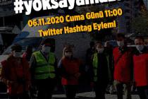 #YOKSAYAMAZSIN